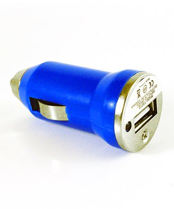 Blue Universal USB Car Charger