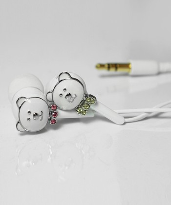 Teddy Love Grungebud Earbuds