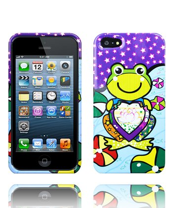 Froggy Pop Case for iPhone 5
