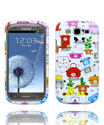 Animal Flower Pot Case for Samsung Galaxy S III