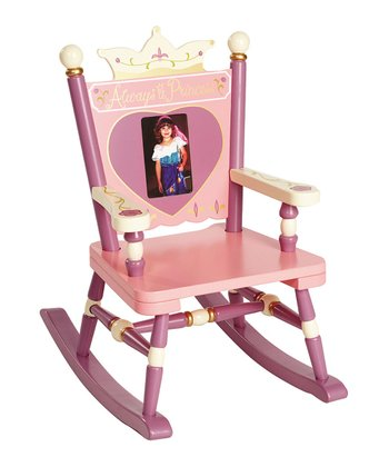 'Princess' Mini Rocker
