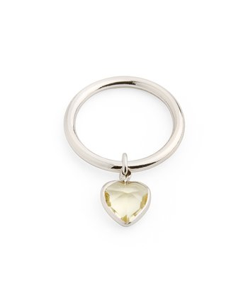 Gold 'Be Charmed' Ring