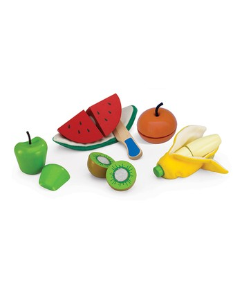 Cut & Peel Fruit Set