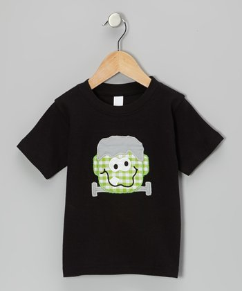 Black Frankenstein Tee - Infant, Toddler & Boys