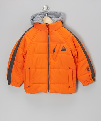 Orangeade Protection System Puffer Jacket - Toddler & Boys