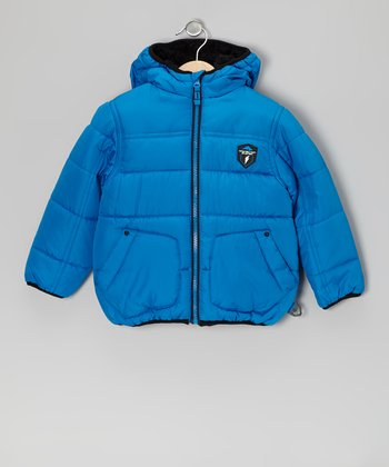 Blue Protection System Puffer Jacket - Toddler & Boys