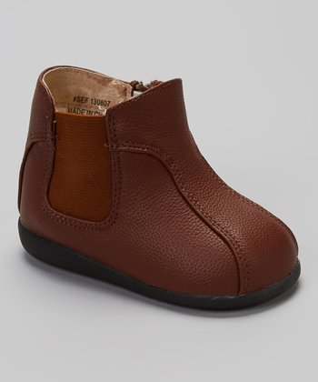 Brown Zack Squeaker Boot