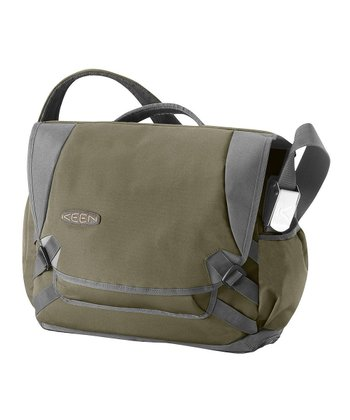Forest Night Harrison 15 Messenger Bag