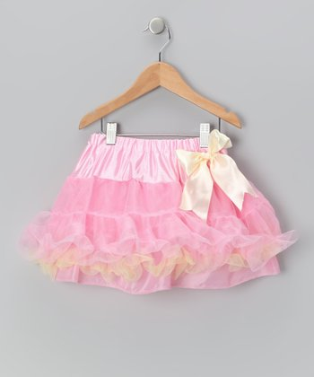 Raspberry Soda Pettiskirt
