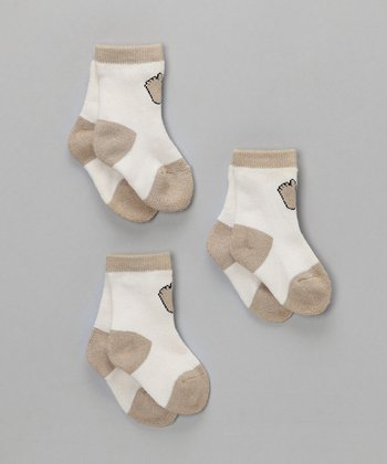 Natural Sock Set - Infant