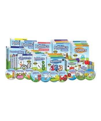 Ultimate Preschool Prep Set