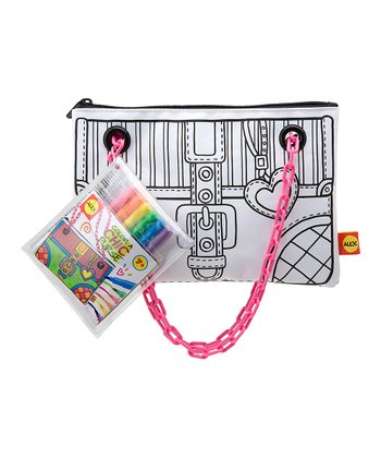 Color a Chic Purse Kit