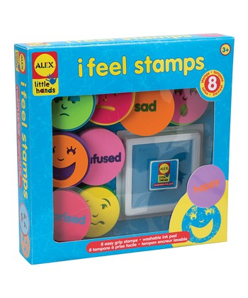 I Feel Mood Stamp Kit
