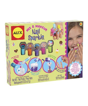 Mix & Makeup: Nail Sparkle Kit