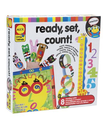 Ready, Set, Count! Kit