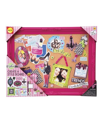 Tres Chic: Create-a-Style Board Kit