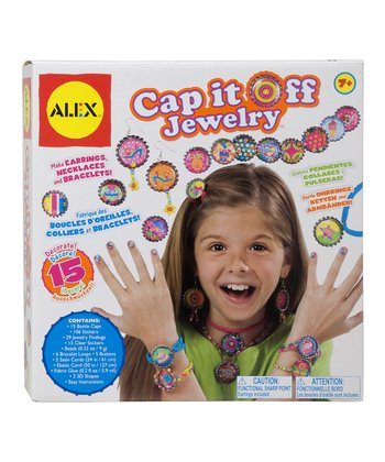 Cap It Off Jewelry Kit