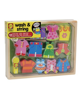Wash & String Kit