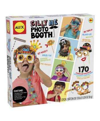 Silly Me Photo Booth Kit