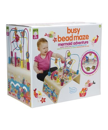 Mermaid Adventures Busy Beads Maze