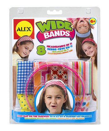 Wide Bands Headband Kit