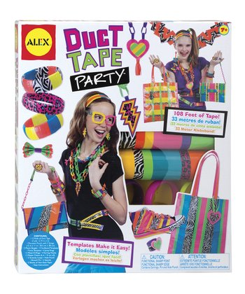Duct Tape Party DIY Kit