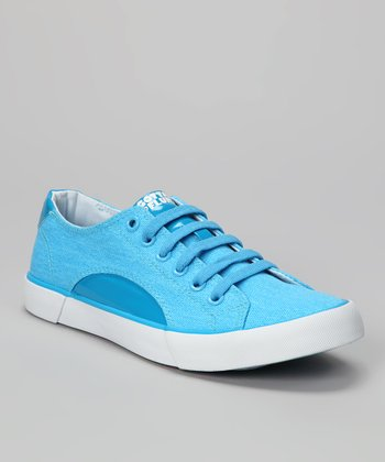 Blue Sunrise Sneaker - Women
