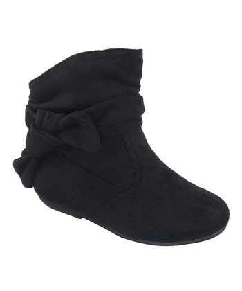 Black Tammy Ankle Boot