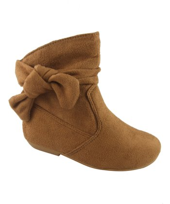Tan Tammy Ankle Boot