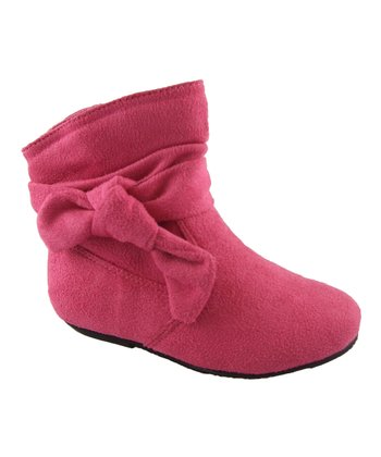 Fuchsia Tammy Ankle Boot