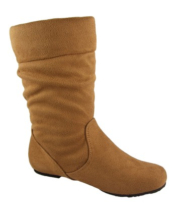 Tan Jolyn Boot