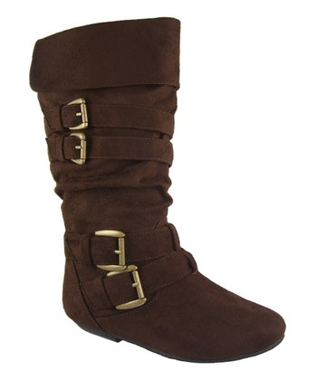 Brown Tammy Boot