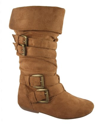 Tan Tammy Boot