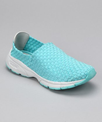 Aqua Tour Woven Slip-On Shoe