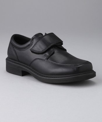 Black Mikey Dress Shoe