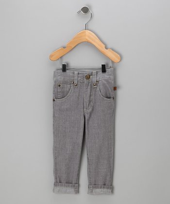 Gray Hall Straight-Leg Jeans - Infant & Toddler