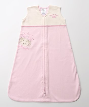 Pink Princess HALO SleepSack