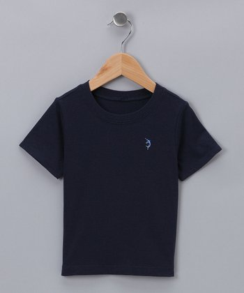 Navy Marlin Tee - Toddler & Boys