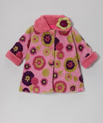 Berry Mum Sweet Pea Coat - Infant & Toddler