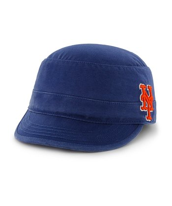 Royal Mets Crystal Fidel Cadet Cap - Women