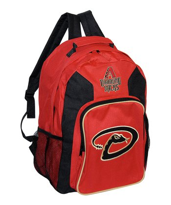 Red Arizona Diamondbacks Southpaw Backpack