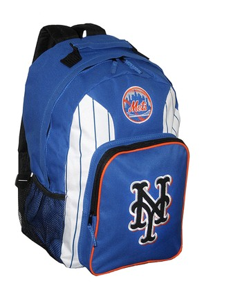 Blue New York Mets Southpaw Backpack