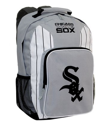Gray Chicago White Sox Southpaw Backpack