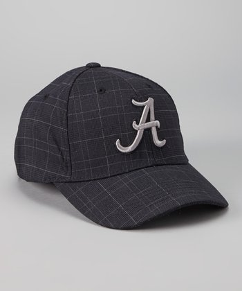 Black Alabama Baseball Cap - Adults