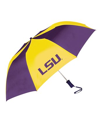 LSU Two-Tone Umbrella