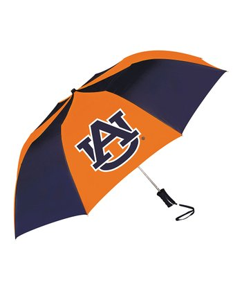 Auburn Two-Tone Umbrella