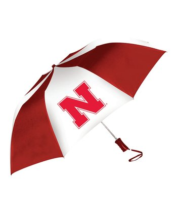 Nebraska Two-Tone Umbrella