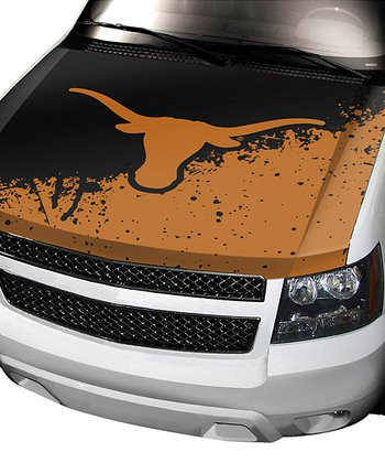 Texas Longhorns Hood Cover
