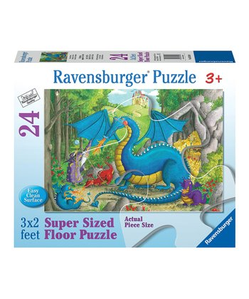 Dragon Nursery Floor Puzzle