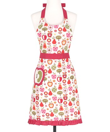 Apple a Day Apron - Women